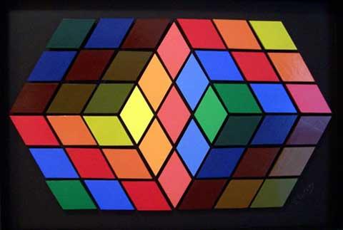 Matem ticas pero son muy f ciles ilusiones pticas en 3d - Figuras geometricas imposibles ...