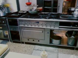 Cocinas estufas industriales for Estufas industriales