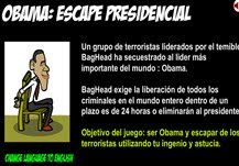 Obama: Escape Presidencial
