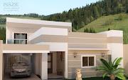 Imagine maquetes eletrônicas: Fachada Casa