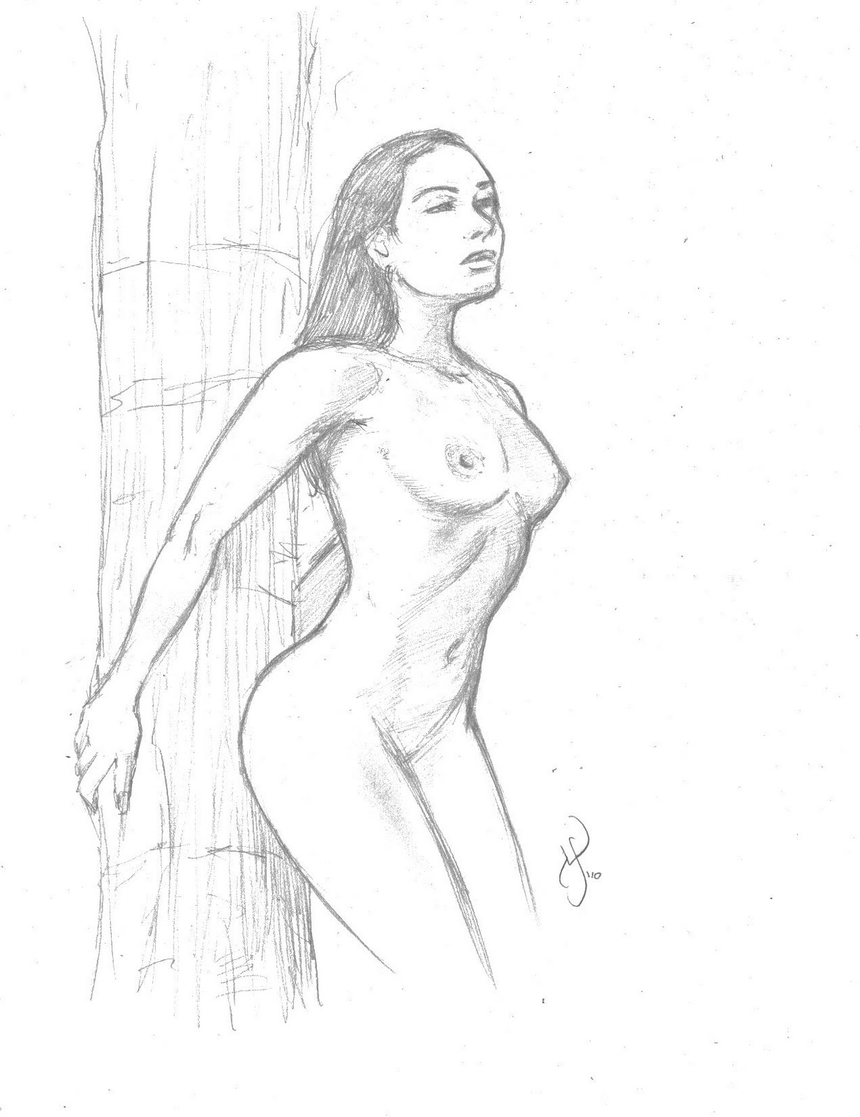 Sketch porn pic smut video