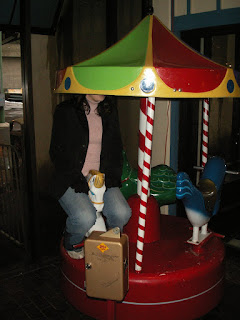 the goof carousel