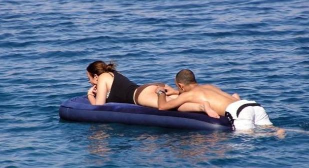 anal no mar
