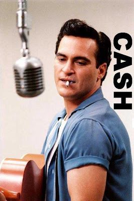 Men's Hairstyle: Young Johnny Cash