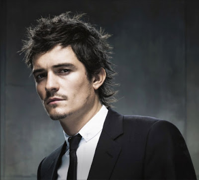 Orlando Bloom on Orlando Bloom Hairstyles   Cool Men S Hairstyles Pictures   Styling