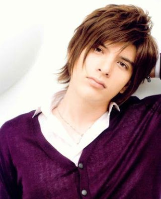 Shirota Yuu' Japanese hairstyle