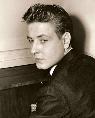 Eddie Cochran rockabilly hairstyle