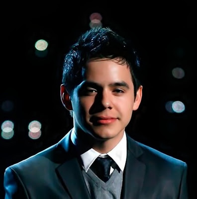 Every week of competitions Archuleta came out with a different hairstyle but