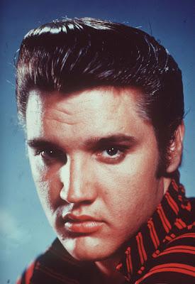 Elvis Presley's sideburns