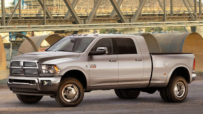 2010 Dodge Ram 3500 Heavy Duty - Front Side