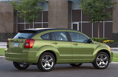 Dodge Caliber 2010 - Front Side Race