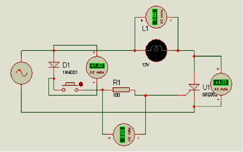 Circuito Basico : Electronica de potencia