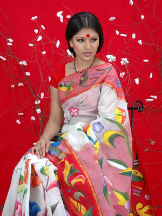 Banglalink Model Tinni