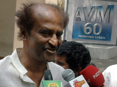 RajiniKanth About His Health