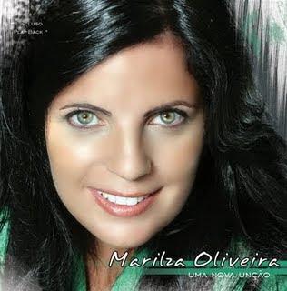 baixar vocal e playback Marilza Oliveira   Uma Nova Unção 2009 | músicas