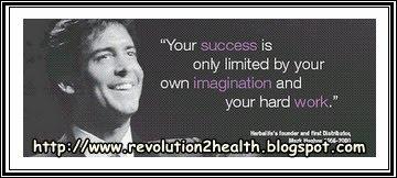 Mark Hugdes Founder Of Herbalife My Healthy Diet