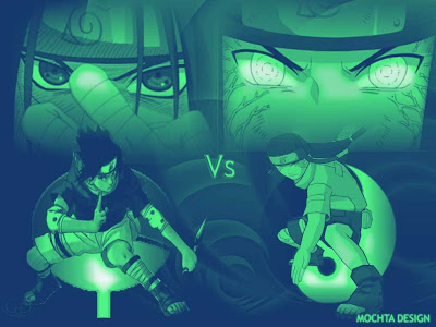 Byakugan Vs Sharingan