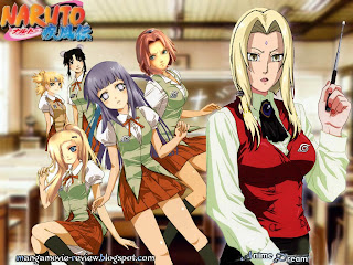 Naruto Girls High School 1