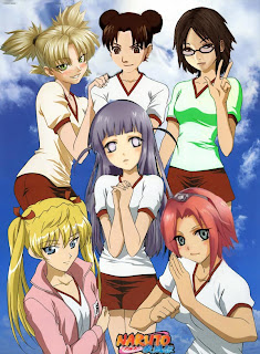 Naruto Girls High School 2
