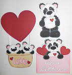 Panda Love Set- For Sale