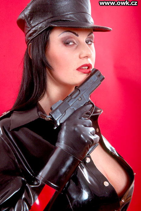 Flaming Zombie Monkeys: Girls And Guns