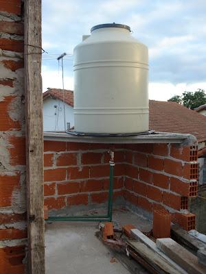 Siempre para siempre muy pronto en perito moreno el agua for Como fabricar tanques de agua para rusticos