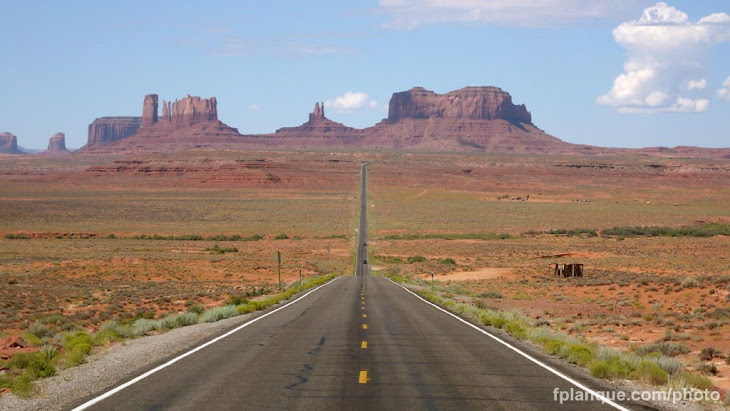THE MONUMENT VALLEY, ARIZONA, USA