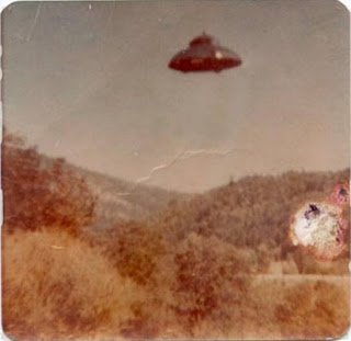 1969 USA UFO old picture