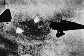 Europe, 1940, UFO, saucer, craft