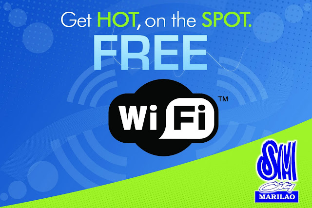 SM City Marilao's Wi-Fi Launch on November 20