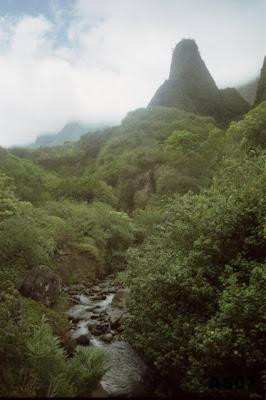 Iao Needle, Maui, Sep. 2003