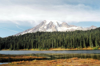 Mt. Rainier, Washington, Sep. 2005
