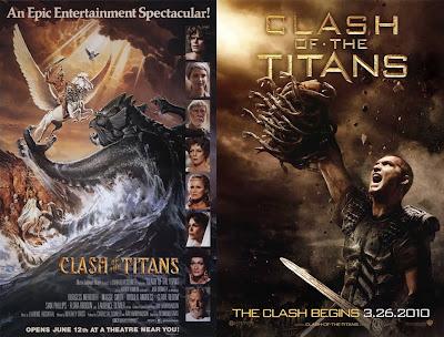 clash of the titans 1981 vs 2010