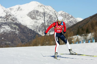 Esqui cross-country