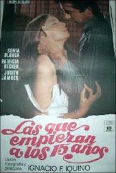 Las Que Empiezan A Los 15 Años (1978)