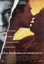 Una proposición indecente (1993)