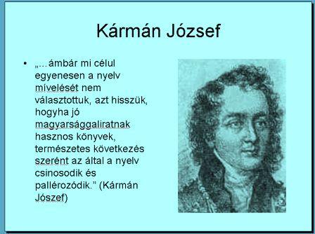 Karman Jozsef