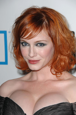 christina hendricks nude