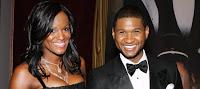 Usher & Tameka Raymond