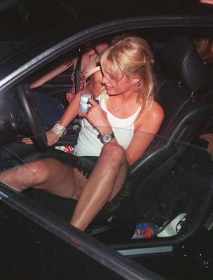 Paris Hilton Pussy Photo 2