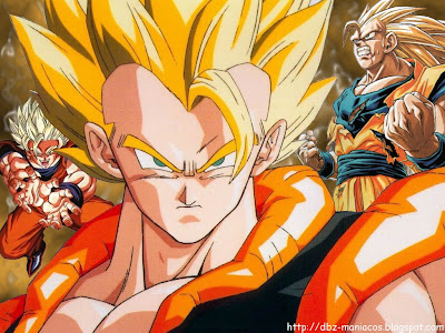 Papeis de Parede Dragon Ball Z DRAGON-BALL Z GT E AF