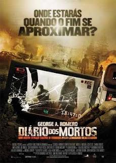 Diário dos Mortos - Dublado - DVDRip - 2008