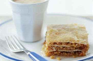 Baklava Recipe, Baklava Arabian Sweet Recipe, How to make Baklava Sweet