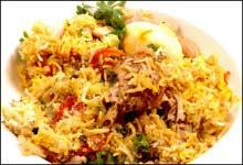 وصفة برياني الدجاج - طريقة عمل برياني الدجاج