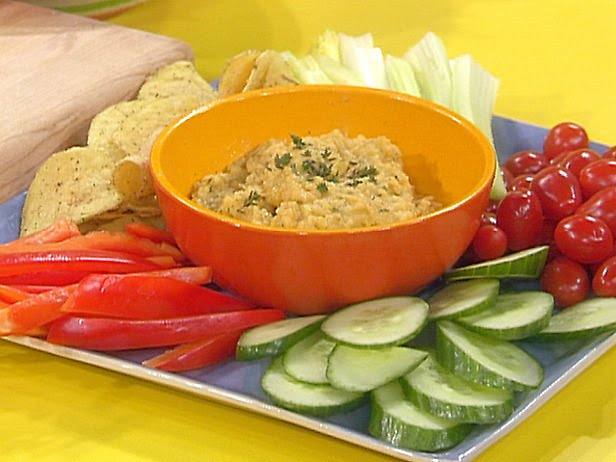 Warm Scallion Dip With Salt And Pepper Potato Chips Recipes ...