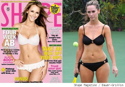 Love shape jennifer hewitt