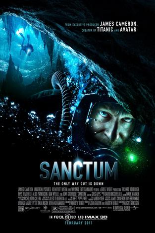 Sanctum Movie 2011 Poster