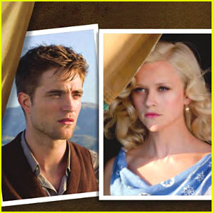 Water for Elephants Movie 2011 Poster