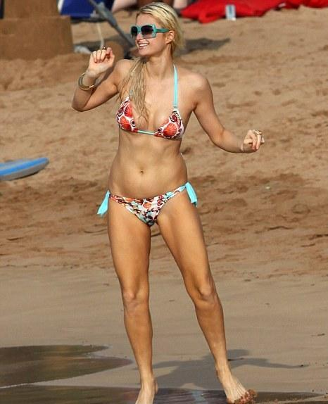 Paris Hilton Hot Bikini Sexy