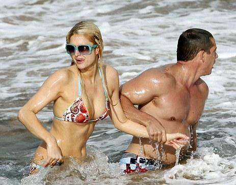 Paris Hilton Hot Bikini Sexy